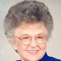 "Mrs. Grace Eugenia ""Jean"" Cain"
