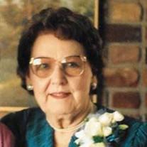 Mary Lunetta Gassaway Thomas