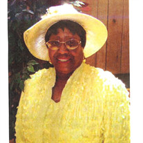 Mrs. Jeanette V. Hurd
