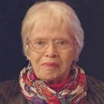Shirley Mae Brown