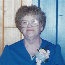 Marjorie F. Teague