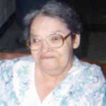Mrs. Shirley Clark Tucker