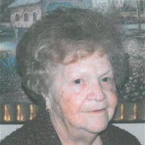 Doris Evelyn Jones
