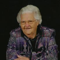 Valborg Beata Clauson