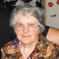 Edith Elizabeth Sturm-Page