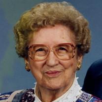 Dorothy Berdine Meisenheimer