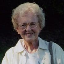 Marjorie  Scott Hampsten