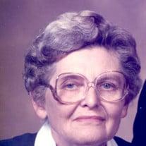 Helen Mae Wamsley