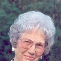 Leola Pearl Rhodes
