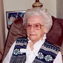 Velma Irene Whittet