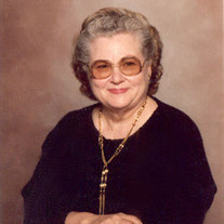 Ann Lee Egenuia Crawford