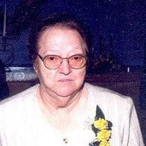 Peggy Earlene Penrod