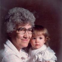 Mary Edith Settle