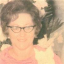 Mrs.  Willie Inez  Fox Vinson