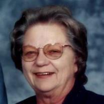 Beverley Jean Evans