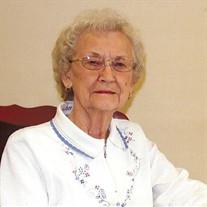 June H. (Hall) Wicker