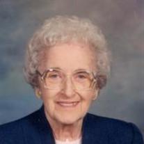 Mary E. Stewart McFarland