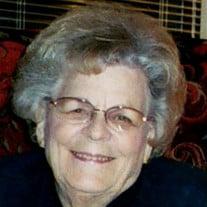 Jessie Flora Tucker