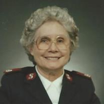 Major Betty Hart Davis