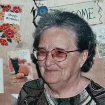 Mary Clark Merritt