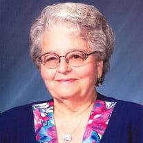 Frances Mae Jorgenson