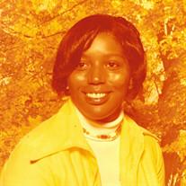 "Ms.  Everlean ""Baby Sister"" Irving"