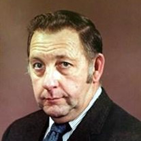 James Basil Scudder Sr.