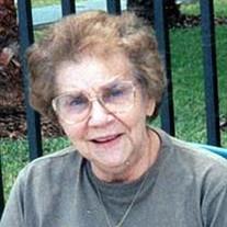 Margaret (McKenna) McCarron