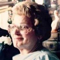 """Anita 'Daisy"""" B. Covey"""