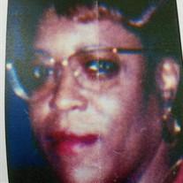 Mrs. Karren Zenobia Alston McQuaig