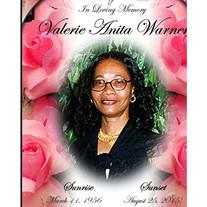 Ms. Valerie Warner