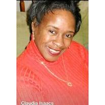 Claudia  Marie Isaacs