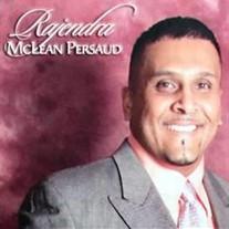 Mr. Rajendra McLean Persaud