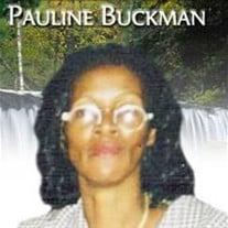 Ms. Pauline Buckman