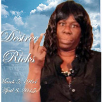 Ms. Desiree Ricks