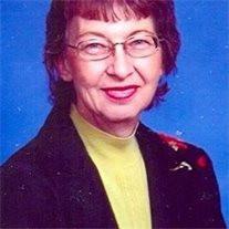 Mrs. Margaret Ann Saulters