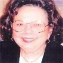 Patsy Virginia Hughes