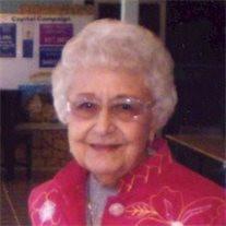 Mrs. Del Dee Bauer