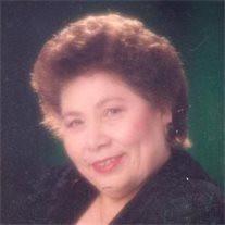 Mrs. Sara Briones