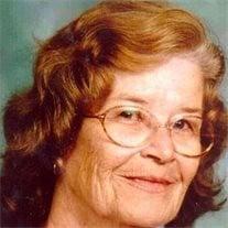 Ms. Ruby Faye Brand