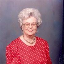 Mrs. Flora Evelyn Farrow