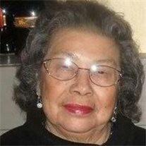 Mrs. Antonina Gomez Ramos