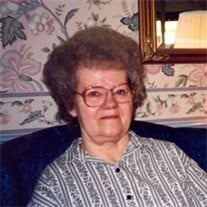 Ms. Alma Virginia Powell