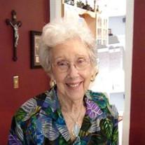 Mary Corinna Aldridge