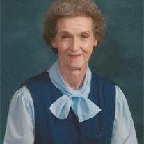 Mrs. Bette Alexander
