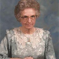 Mrs. Geraldine Wilson