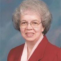 Mrs. Shelbie Jean Pentecost