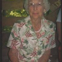 Mrs. Annie Strickland