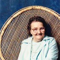 Mrs. Claudine Bennett