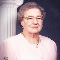 Mrs. Winnie Hill Roach